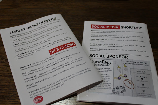 blog event
