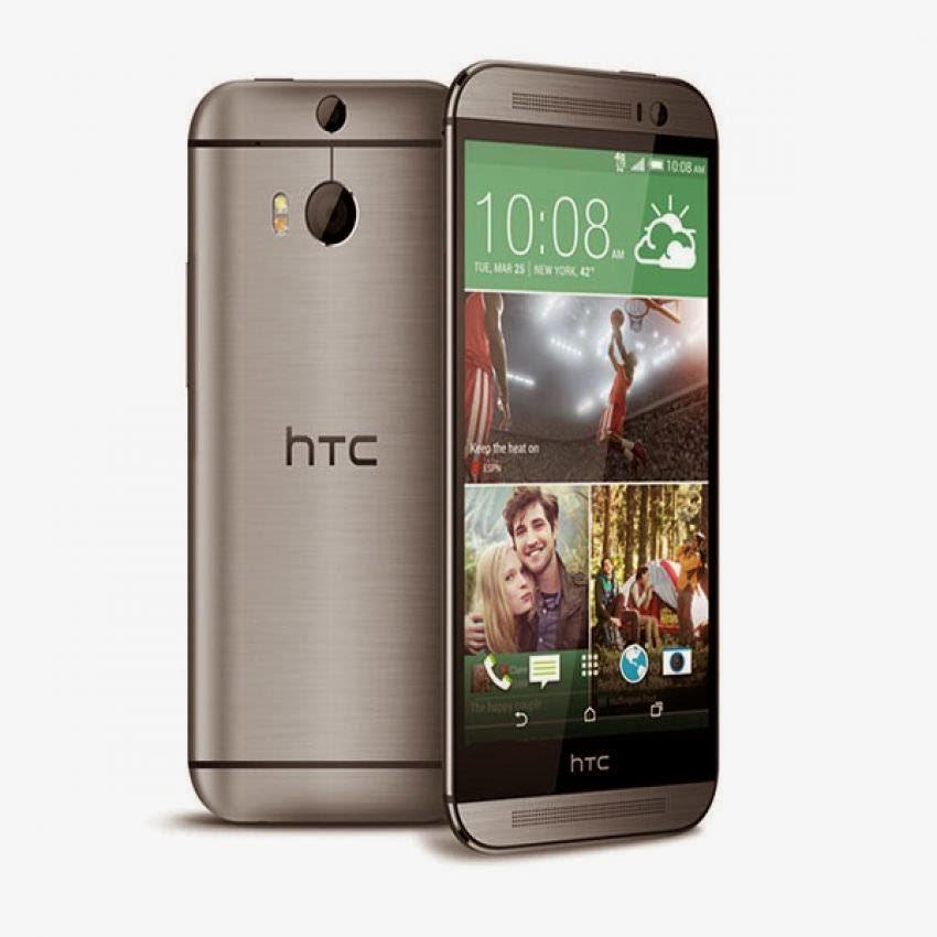 Spesifikasi HTC ONE M8, Ponsel Premium Dengan Duo Kamera