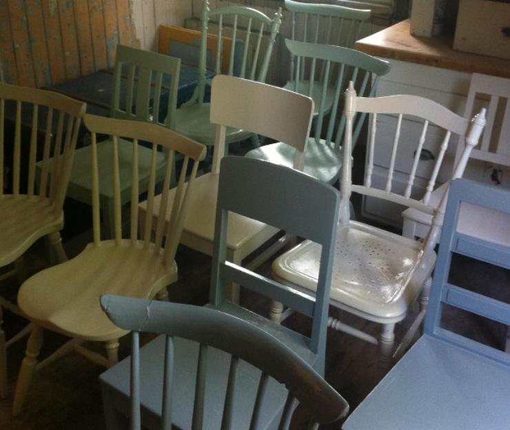 Villa birkely   restaurering: gjenbruk: lopper og finn funn