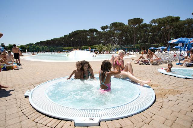 Fabulous Camping Village: campeggio vicino Roma al mare