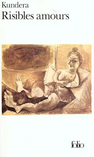 Risibles amours - Milan Kundera