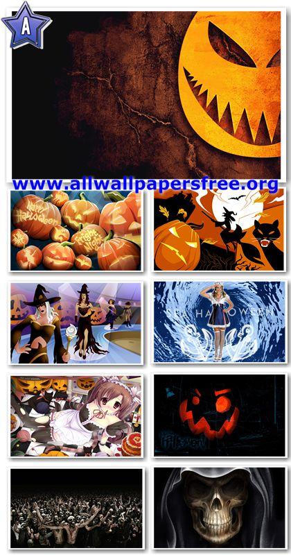 156 Halloween Widescreen Wallpapers 1920 X 1200 Px