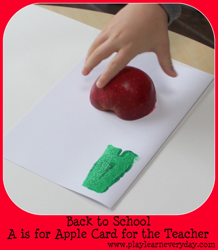 Top Ten Back To School Apple Crafts And Activities