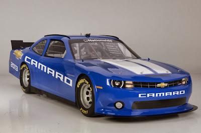 Chevrolet Camaro Nascar version