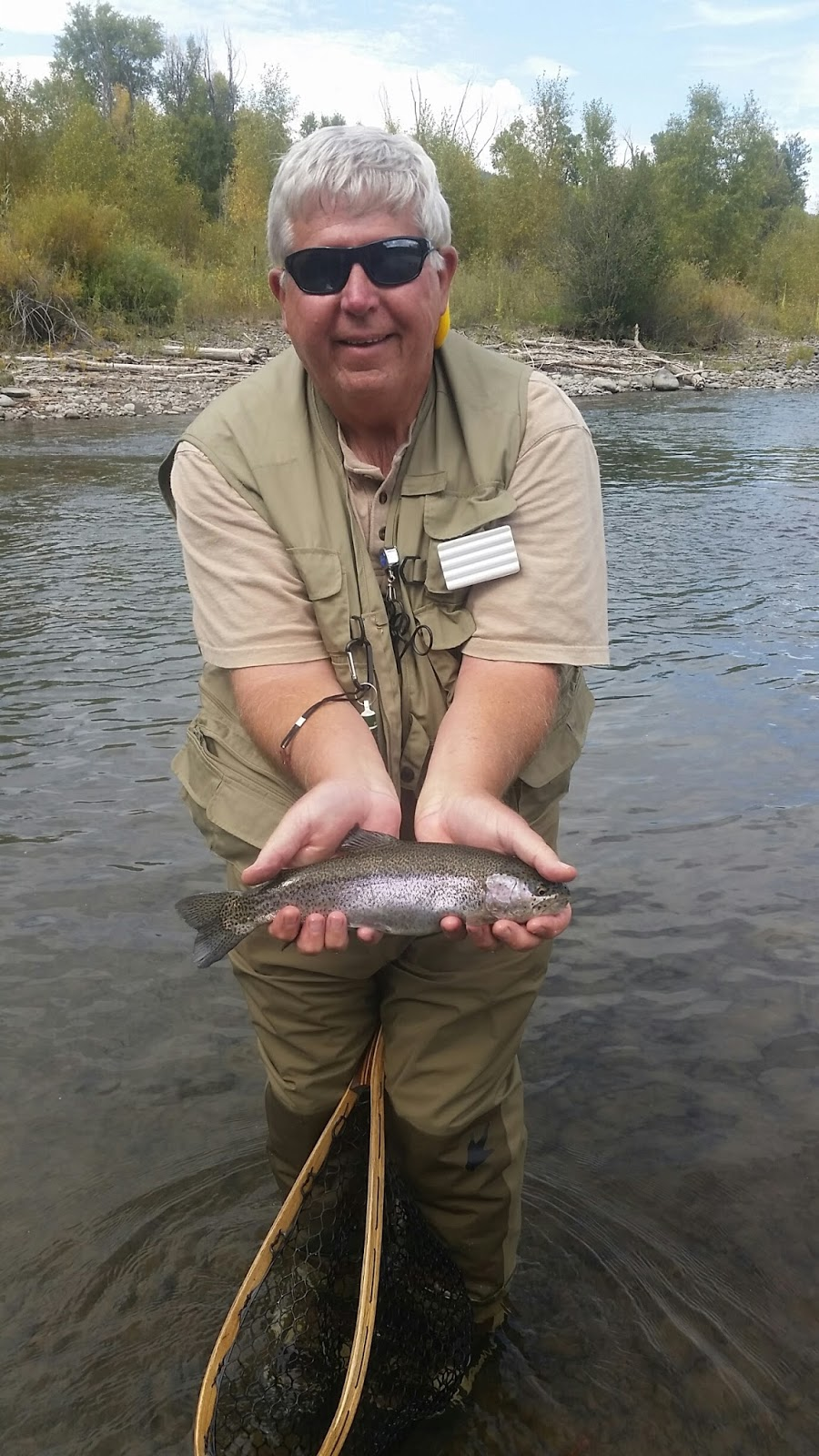 The san juan river fly fishing report pagosa springs co for Taylor fly fishing