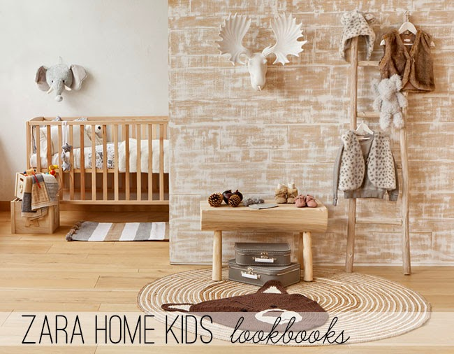 New Zara Home Kids Lookbooks! - Home Shabby Home  Arredamento ...