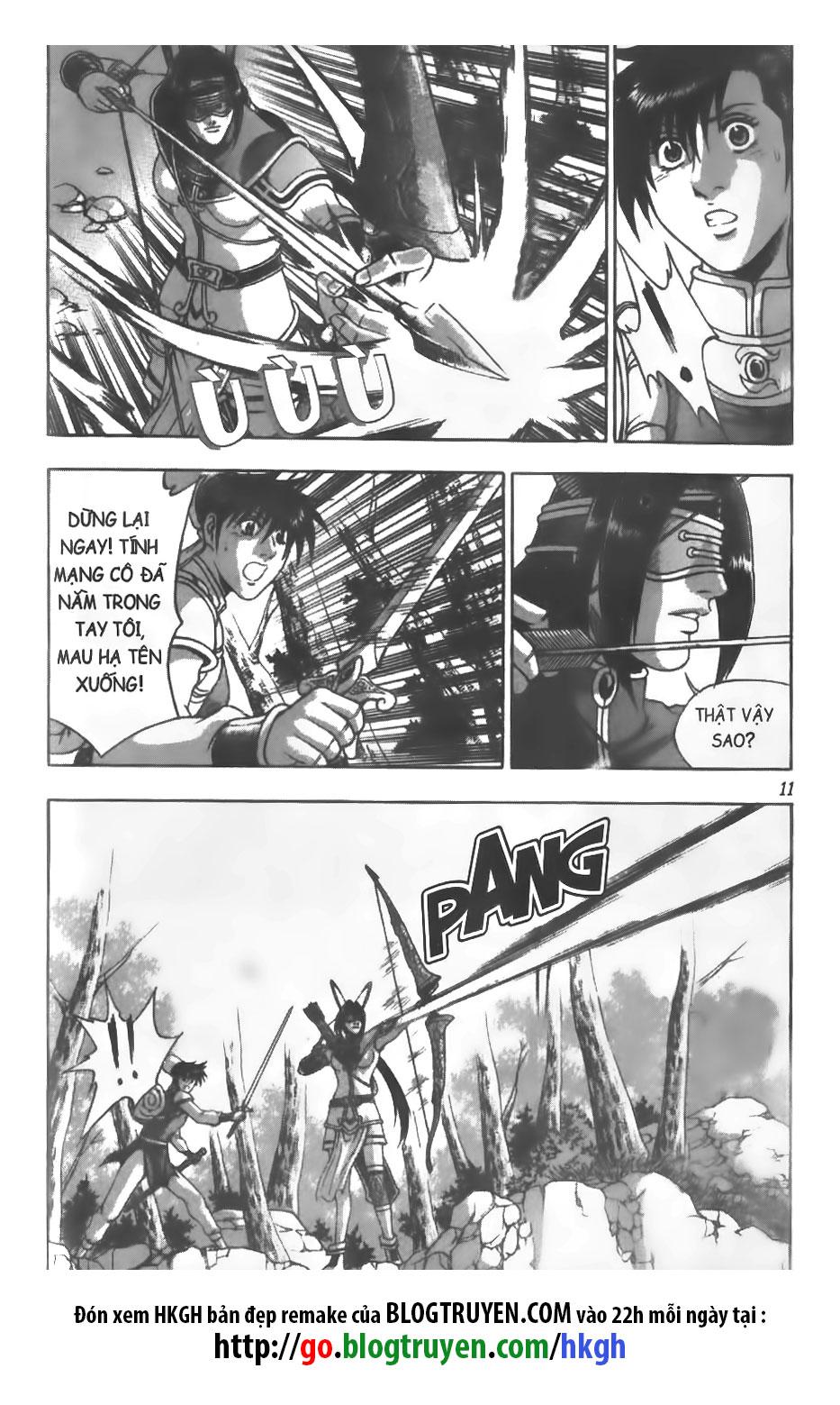 Hiệp Khách Giang Hồ - Hiệp Khách Giang Hồ Chap 271 - Pic 12