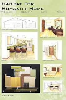 love happiness comfort habitat for humanity - Wsu Interior Design