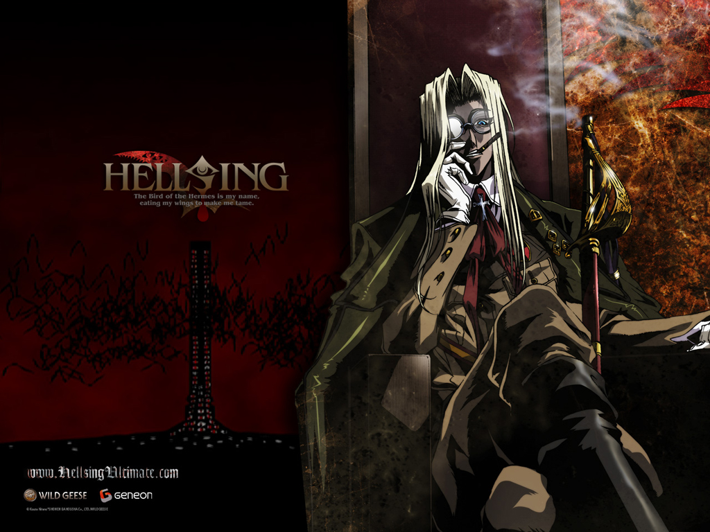 integra hellsing how tall