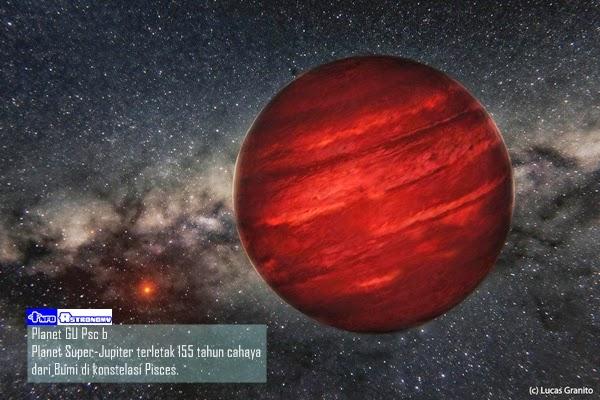 Jika Bisa Tinggal di Planet Ini, Umur Manusia Bumi Tak Sampai Sehari