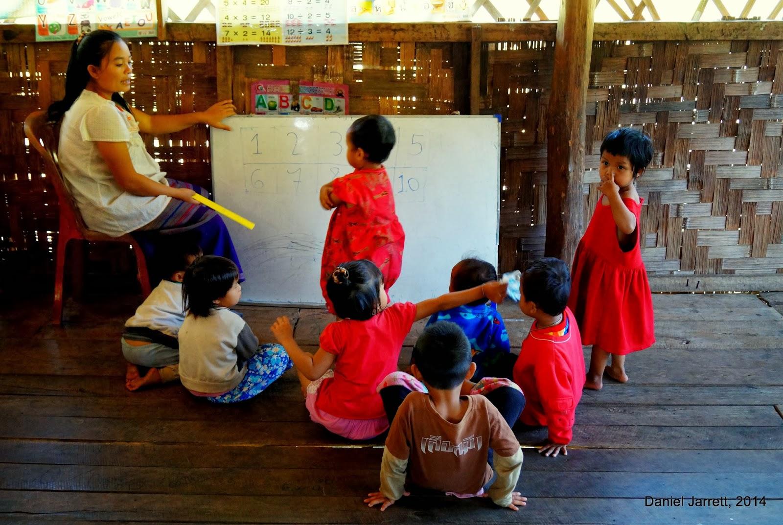 Huay Pu Keng (Baan Nam Piang Din) Learning