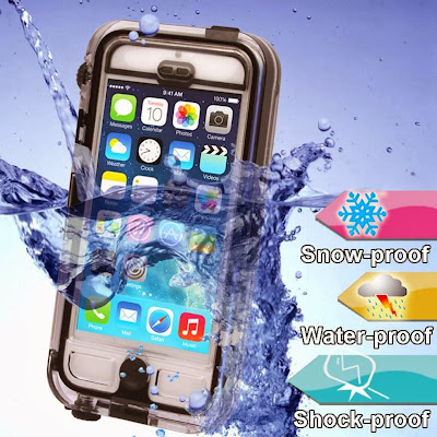 funda sumergible iPhone 5