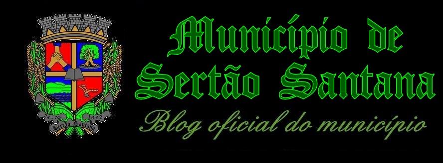SERTÃO SANTANA BLOG OFICIAL