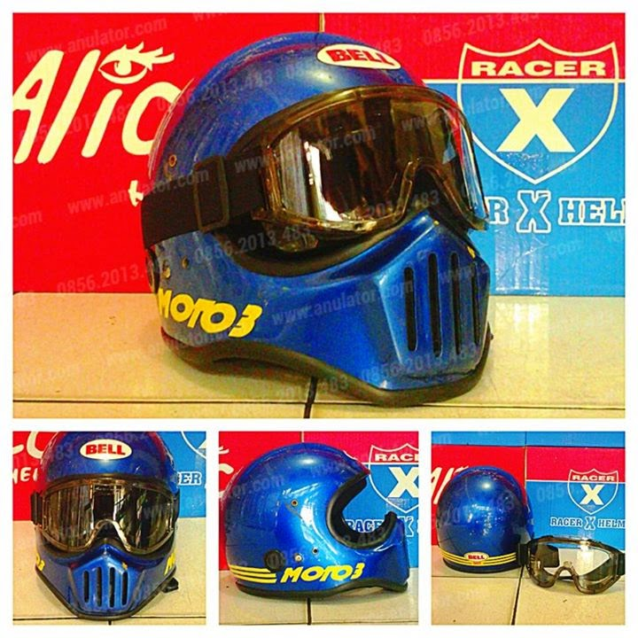 Helm Cakil Rasa Air