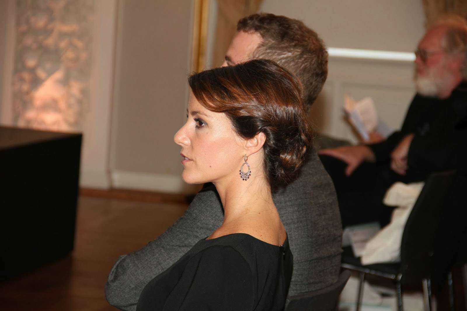 Princess Marie At The Innovation Storm 2013 Award