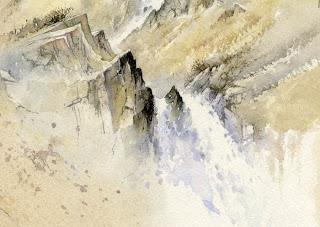 Cascade (detail)
