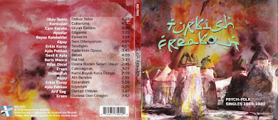 Turkish Freakout Volume 1: Psych-Folk 1969-80 2010 (Bouzouki Joe)