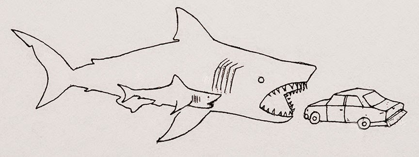 PALEO & GEO TOPICS: Comments by R. L. Squires: Fossil shark teeth ...