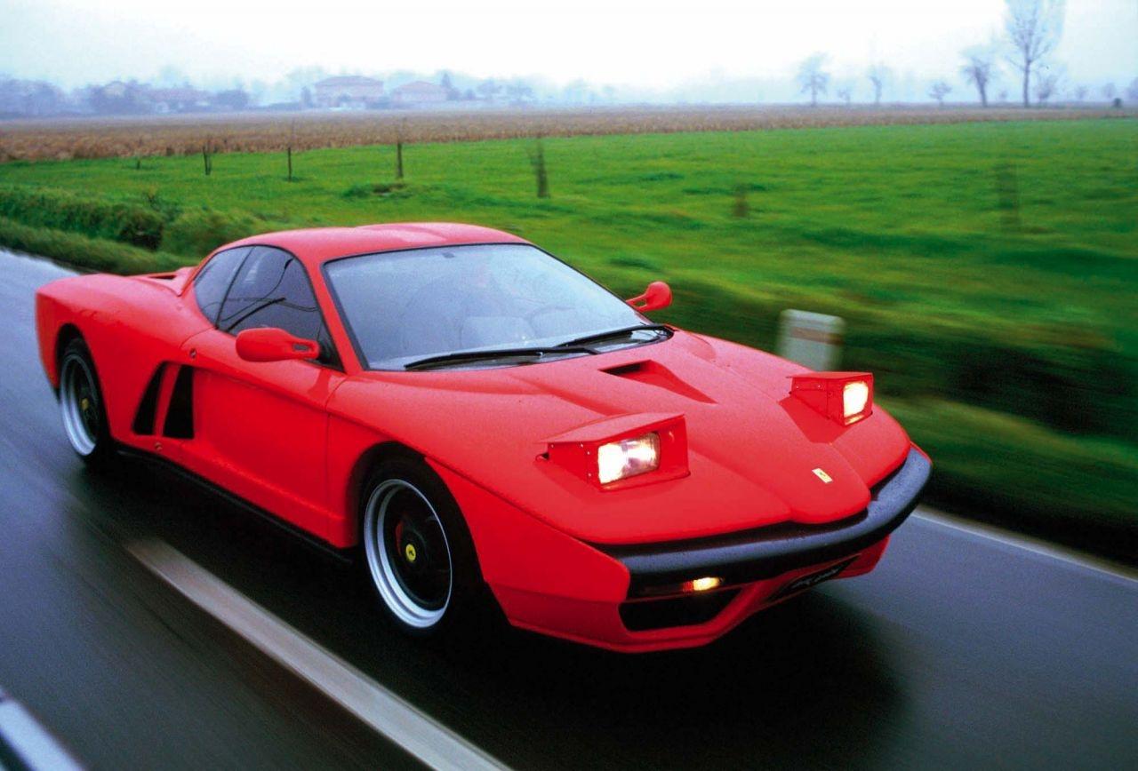 '93 Zagato Ferrari FZ-93