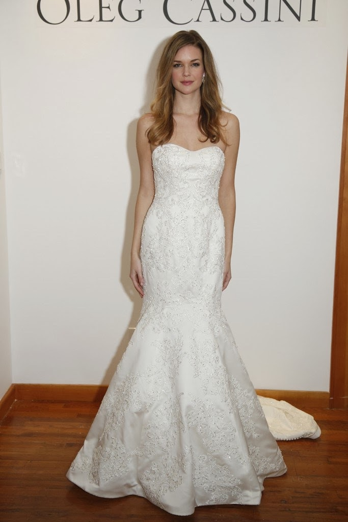 David's Bridal 2014 Fall Bridal Collection