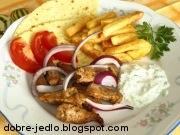 Grécky gyros - recept