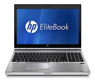 HP EliteBook 8560P 15.6 -inch notebook review