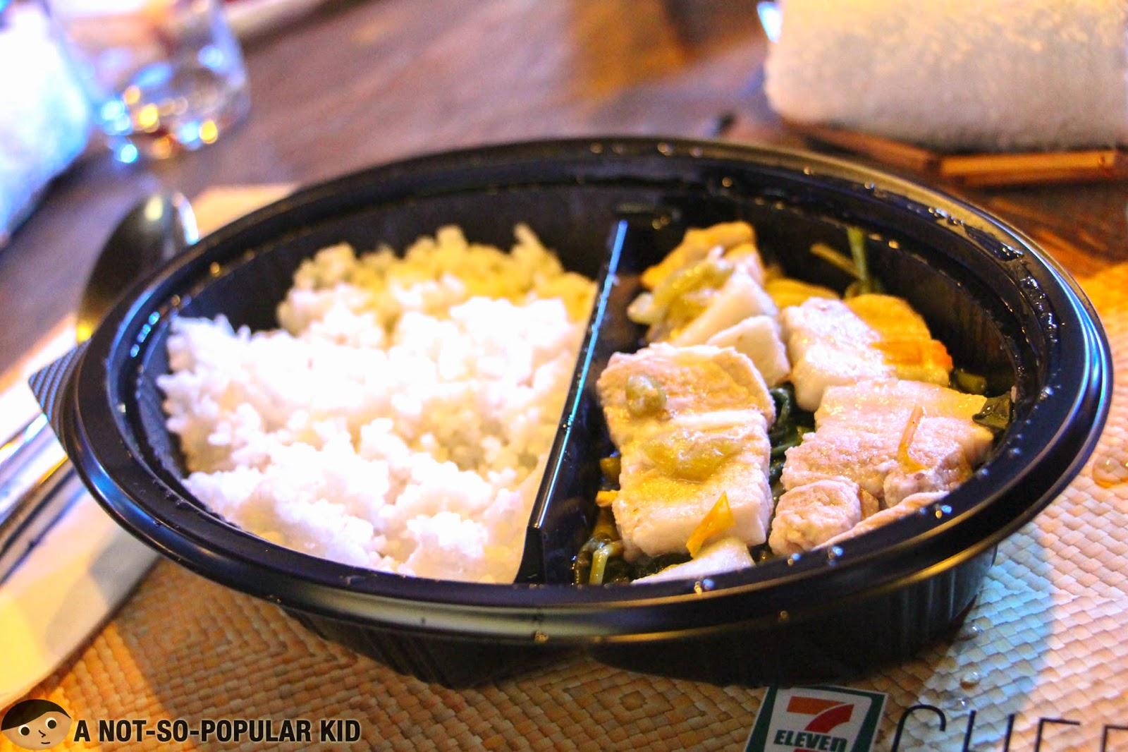 7 Eleven's Chef Creations - Pork Sinigang sa Kamias