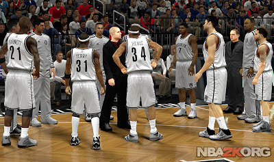 NBA 2K13 Brooklyn Nets 2013-14 Season
