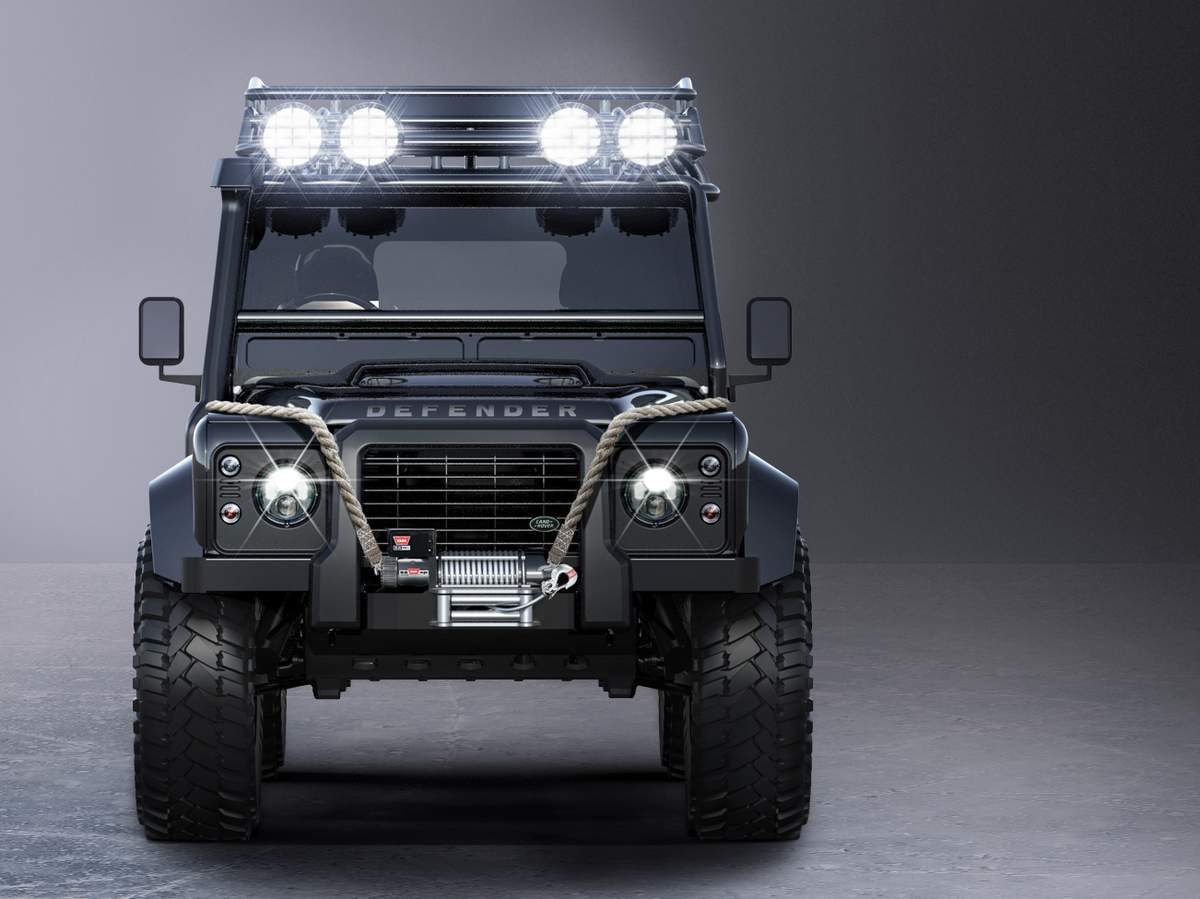 Defender Big Foot - 007 SPECTRE