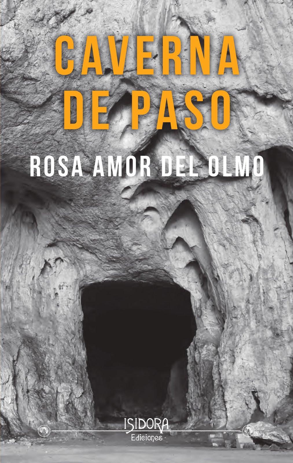 Caverna de paso, último poemario