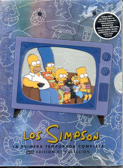 Simpsons+1 Los Simpson  Temporada 1 [Latino,Mp4][Multi Host+Online]