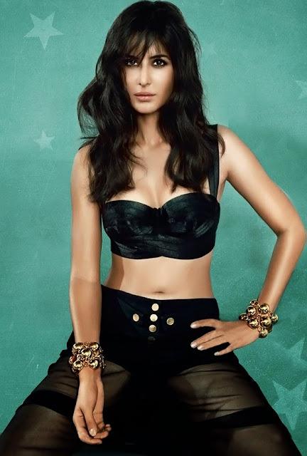 Katrina Kaif Sexy Navel