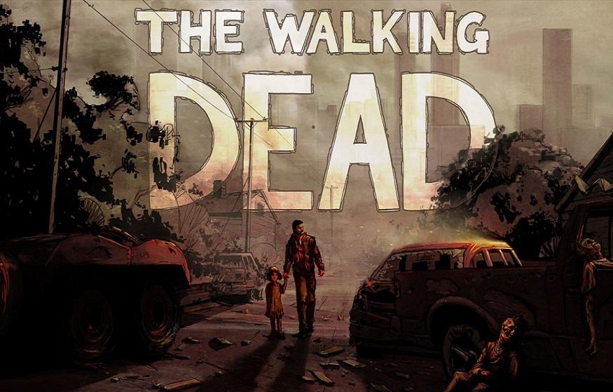 free walking dead games