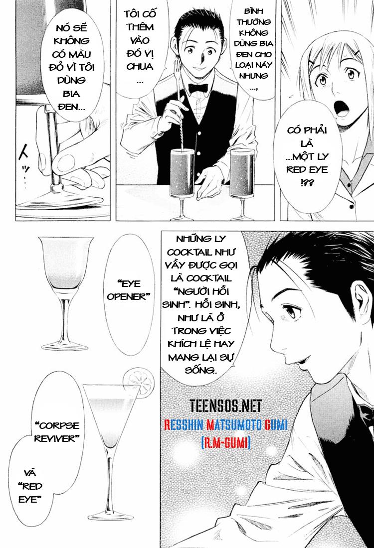 Bartender chap 3 Trang 29 - Mangak.info