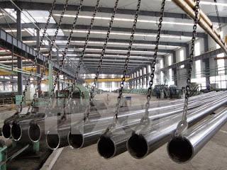 Thị trường thép lại lo ngại thép trung quốc tràn vào Việt Nam