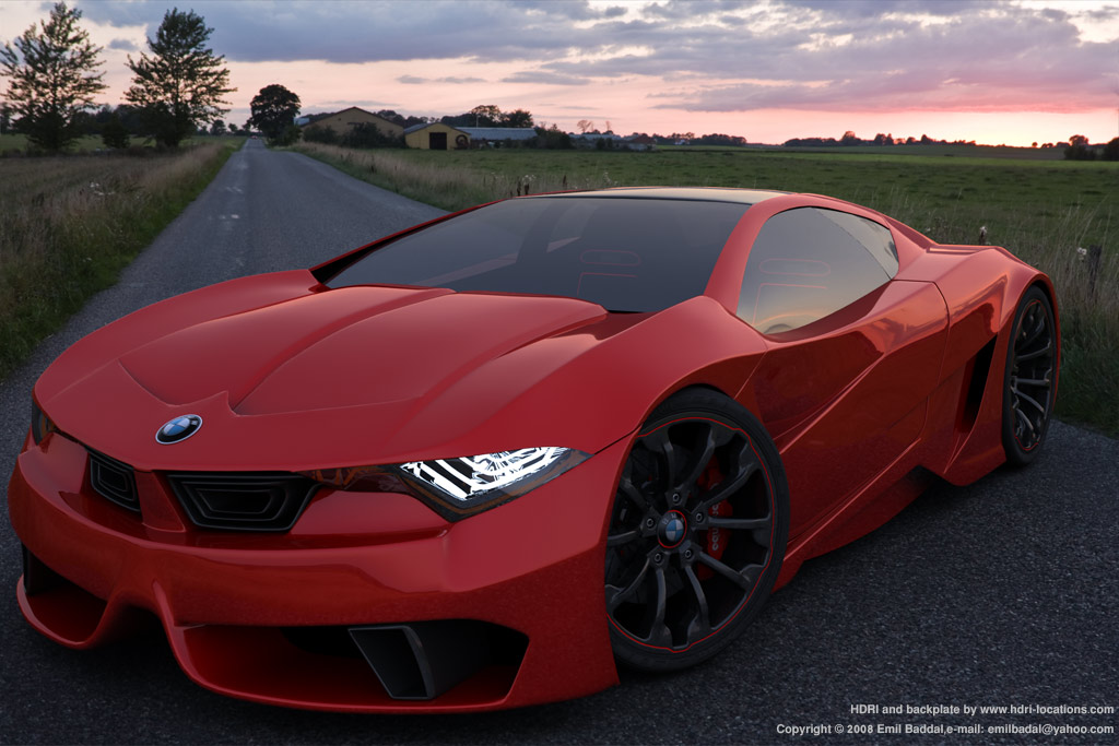 BMW Sport Cars BMW Flash By Khalfi OussamaBMW Sport Cars BMW Flash Concept  By Khalfi Oussama, The Interior Design Is Stylish And Class And The Wheel  Drive ...
