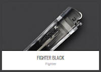 Fighter Black Korek Api Gas Indonesia