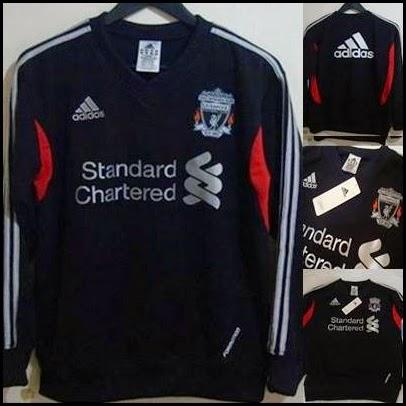 Sweater GO Liverpool Black