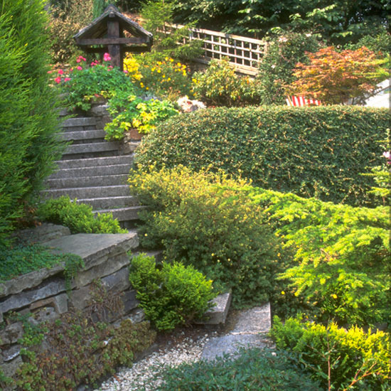 Backyard rock garden ideas photograph limited to your gard for Best front garden ideas