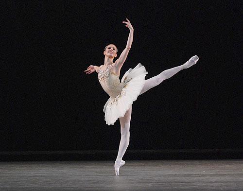 Adrienne S Corner Ballet Dancers