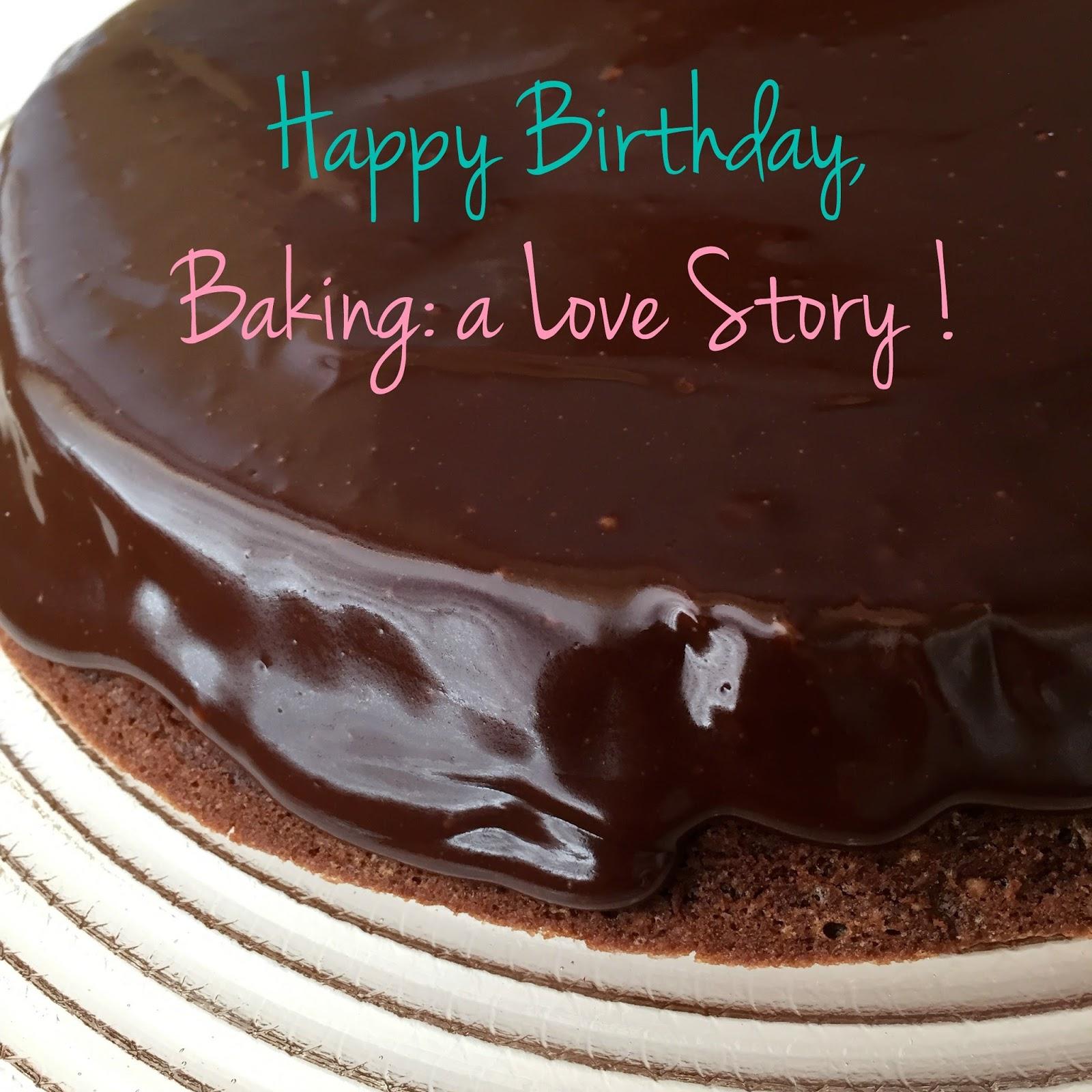 Melissas Chocolate Almond Birthday Cake Sunshine