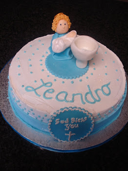 Christening Cake