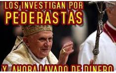 Lo investiga por lavado de dinero: el banco del vaticano