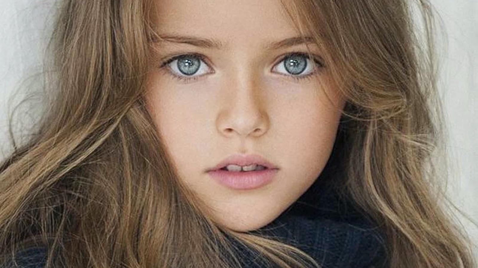 фото красивых девочек-детей