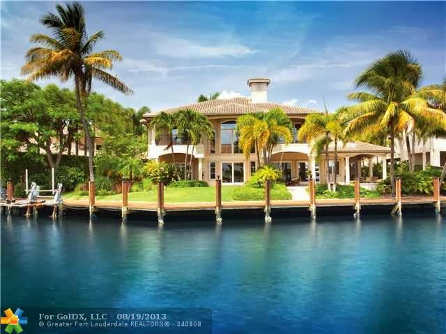 Lake front property Miami Florida