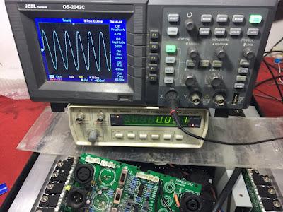Consertando o Bim 5R, moving beam 5R ,7R com defeito no gobo rodando direto