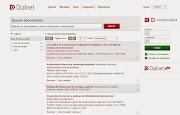 Dialnet Servicio alertas