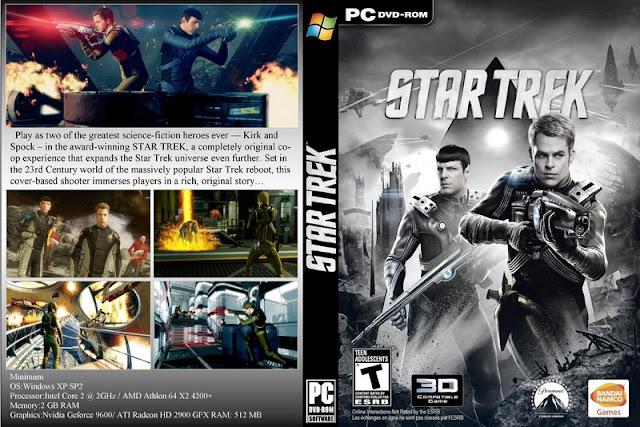 تحميل لعبة star trek برابط واحد مباشر