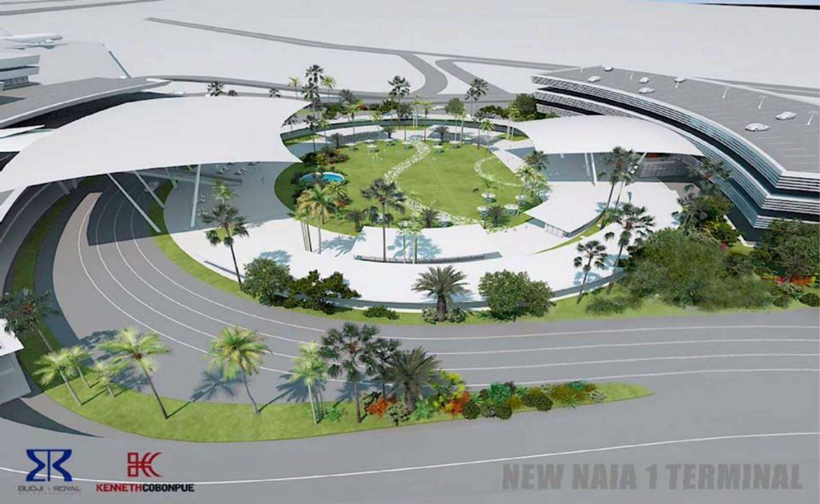 Naia Terminal 1 Rehabilitation A As Architecture
