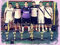 Campeón Torneo Del Barco Categoría B 2015